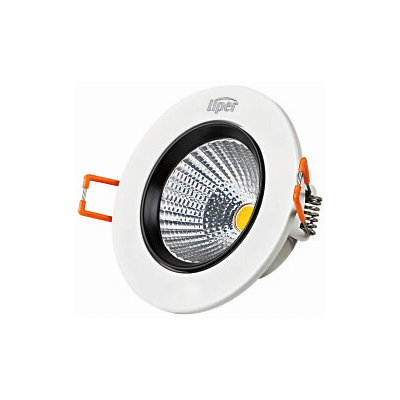 http://bigi.vn/ Đèn LED Downlight 8W LIPER LP-COB08F01-Y1