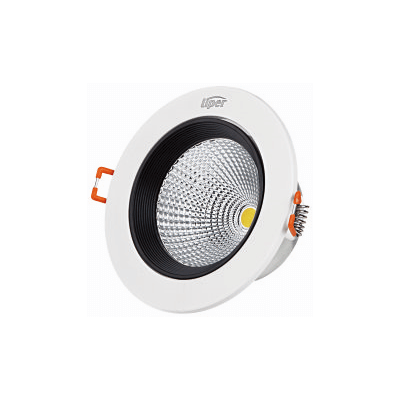 http://bigi.vn/Đèn LED Downlight 12W LIPER LP-COB12F01-Y1