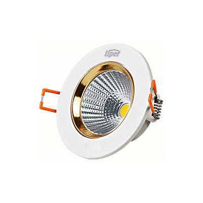 http://bigi.vn/Đèn LED Downlight 8W LIPER LP-COB08F05-Y1