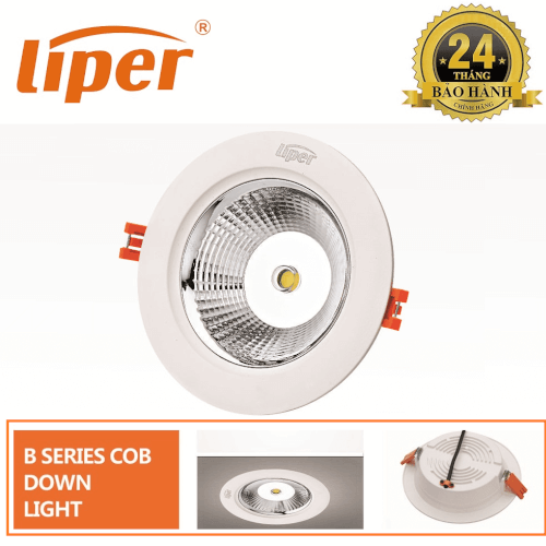 http://bigi.vn/Đèn LED Downlight 10W LIPER LP-COB10BX01