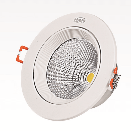http://bigi.vn/Đèn LED Downlight 8W LIPER LP-COB08F02-Y1